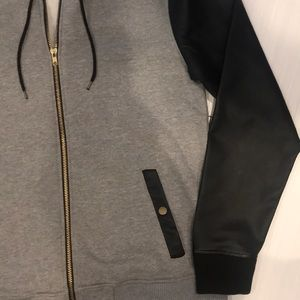 Other - Hooded Sweat Jacket - Brand New